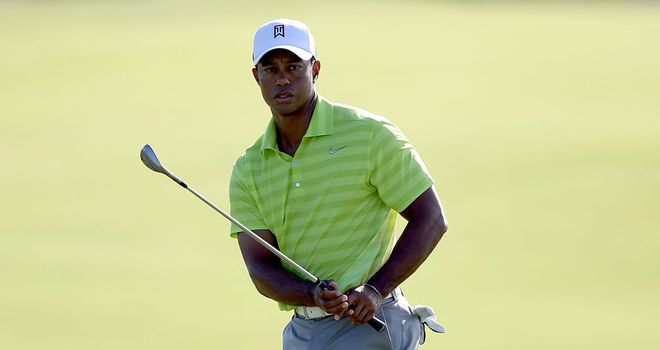 Tiger Woods: Will be playing in his seventh Ryder Cup.