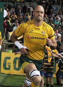 Nathan Sharpe Australia 2012