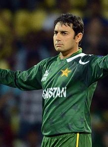 Saeed Ajmal to play for Hampshire towards the end of the 2013 season