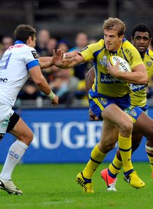 Aurelien Rougerie C Clermont vs Grenoble