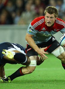 Brendon O Connor for Crusaders