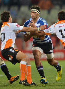 Damian de Allende for Western Province