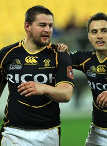 Dane Coles Wellington ITM Cup 2012