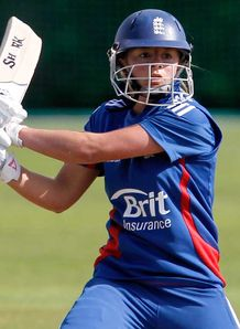 England women take series