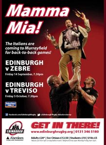Edinburgh double ticket comp