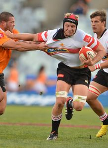 Franco van der Merwe Golden Lions v FS Cheetahs CC 2012