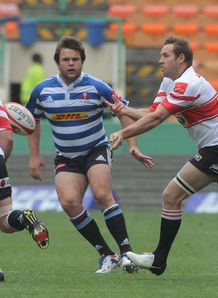 Frans Malherbe and Butch James