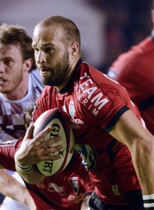 Frederic Michalak Top 14 Toulon vs Bordeaux