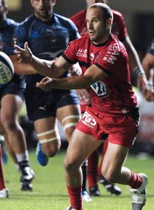 Frederic Michalak passes Top 14 Montpellier vs Toulon