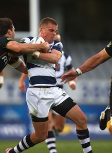 Gareth Anscombe Auckland v Wellington ITM Cup 2012