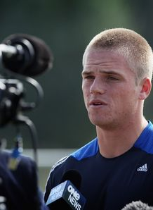 Gareth Anscombe Blues 2012