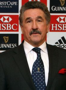 SKY_MOBILE Gerald Davies - Lions chairman
