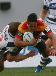 Hadleigh Parkes Trent Renata auckland v waikato