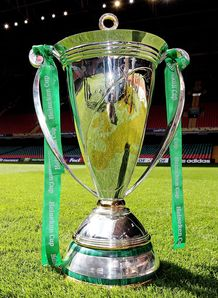 Heineken Cup trophy 2011