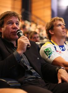 Jean Marc Lhermet Clermont Auvergne Heineken Cup Launch press conference