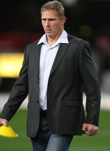 Johan Ackermann Golden Lions caretaker coach CC 2012