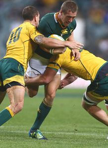 Johan Goosen SA v Aus RC 2012
