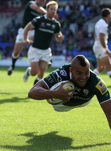 Jonathan Joseph London Irish 2012