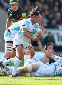 Jonny Arr Worcester Warriors Aviva Premiership
