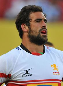 Josh Strauss with short beard