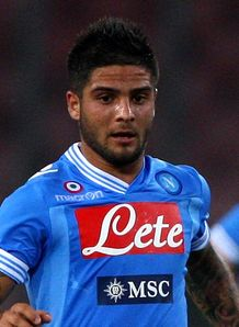 Picture of Lorenzo Insigne