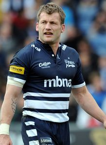 Mark Cueto Sale Sharks AVP 2012