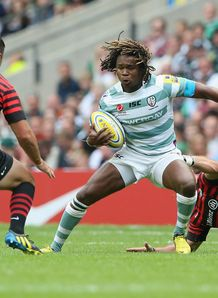 Marland Yarde London Irish v Saracens AVP 2012