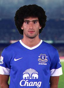 Picture of Marouane Fellaini