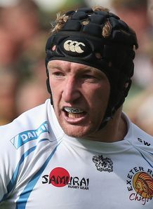 Matt Jess Exeter Chiefs 2012