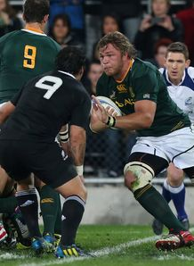 New Zealand v South Africa Duane Vermeulen