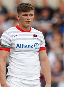 Owen Farrell Saracens Aviva Premiership