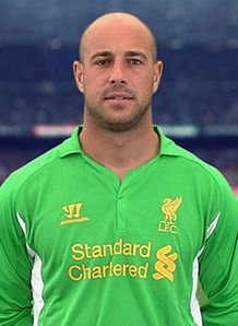 Picture of Pepe Reina