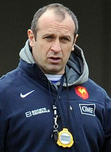 Philippe Saint Andre France coach 2012
