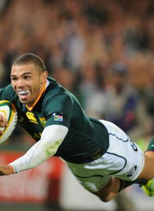 Rugby Championships South Africa v Australia Bryan Habana