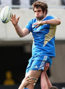 Sam Whitelock ABs training RC 2012