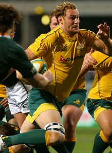 Scott Higginbotham Australia v South Africa