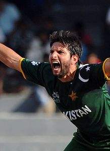 Shahid Afridi dropped from Pakistan one-day international squad for series in India