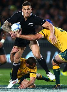 Sonny Bill Williams NZ v Aus RC 2012