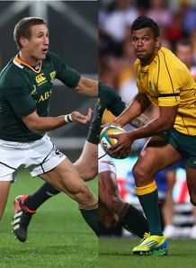South Africa v Australia goosen v beale