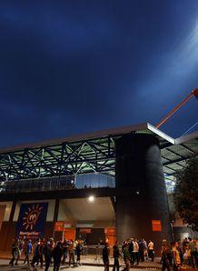 Stade de la Mosson Montpellier Arsenal Champions League Group Stages