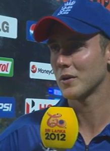 Stuart Broad said a poor start was behind England's World T20 defeat to West Indies