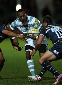 Sailosi Tagicakibau Worcester v London Irish Aviva Premiership Sixways