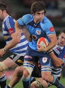 Warwick Tecklenburg Blue Bulls v WP CC 20111