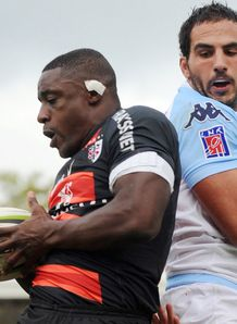 Yannick Nyanga Toulouse v Bayonne