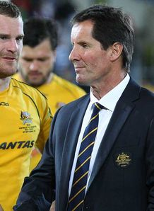 SKY_MOBILE Robbie Deans - Australia - 15/9/12