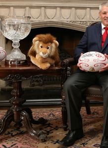 Warren Gatland British and Irish Lions coaching announcement