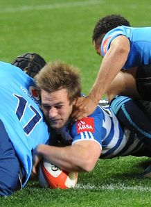 nic groom western province v blue bulls