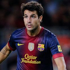 Fabregas: Bit-part player