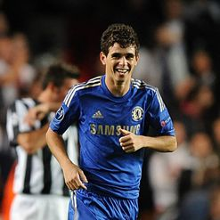 Oscar: Happy with the London life