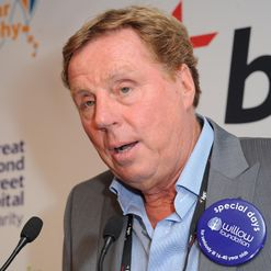 Redknapp: Keen on Ukraine